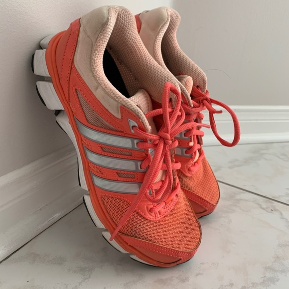 Adidas Pink Running Shoes